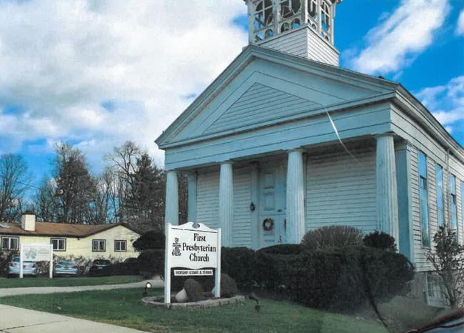 First Presbyterian Church, Monroe NY